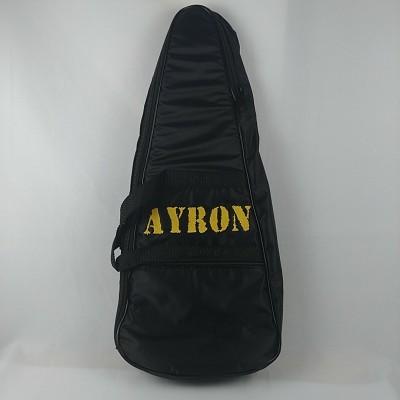 Capa para ukulele Concert Ayron acolchoada