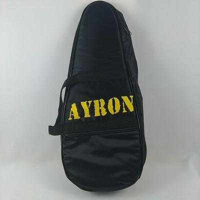 Capa para ukulele soprano Ayron acolchoada