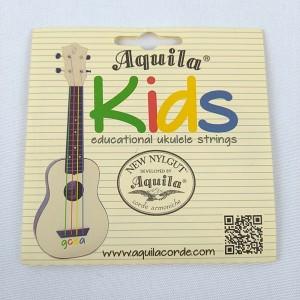 Cordas para ukulele Aquila  KIDS 138u Super nylgut
