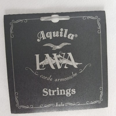 Cordas Para Ukulele Aquila Soprano Lava Series  110u