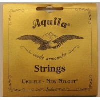 "Cordas para ukulele Aquila New Nylgut Concert 8u ""Low G"""