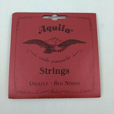 Cordas Para Ukulele Aquila Red Series 87u Tenor