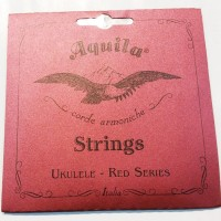 Cordas Para Ukulele Aquila Red Series Soprano 83u