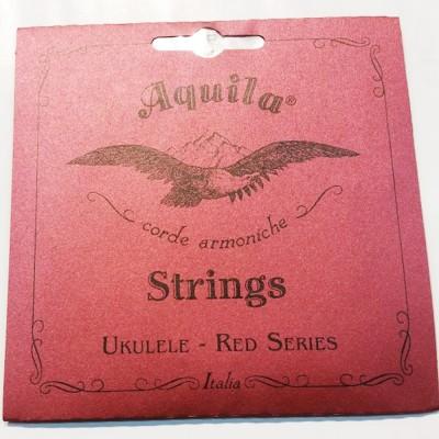 Cordas Para Ukulele Aquila Red Series Concert 85u