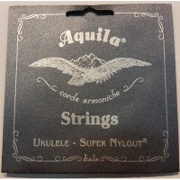 "Cordas Para Ukulele Aquila Soprano Super Nylgut 101u ""Low G"""