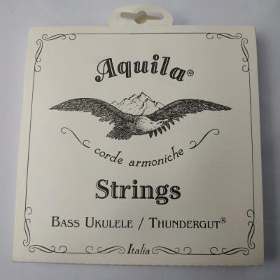Cordas para ukulele Aquila Thundergut ubass 68u