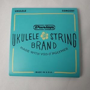 Cordas para ukulele Concert Dunlop VSD7 Con
