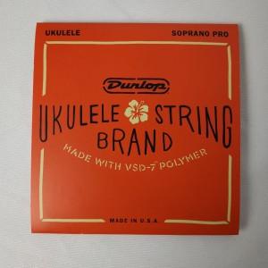 Cordas para ukulele Soprano Dunlop VSD7 PRO S