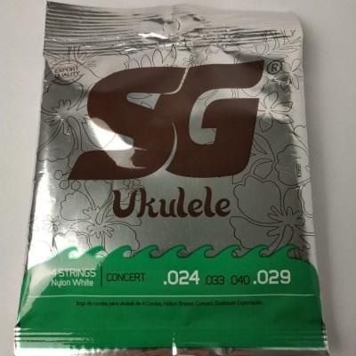 Cordas para ukulele Concert SG
