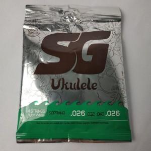 Cordas para ukulele Soprano SG