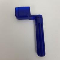 Manivela Encordoador Azul