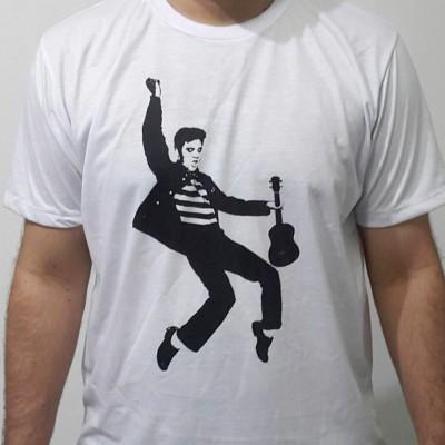 Camiseta Elvis Uke