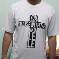 Camiseta Ukulele Praise