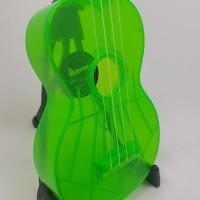 Ukulele Waterman by Kala soprano fluorecente Verde
