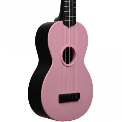 Ukulele Waterman Soprano by Kala Abs Rosa