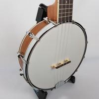 Banjolele kalani Concert Kal 600 BW Sapele Maori