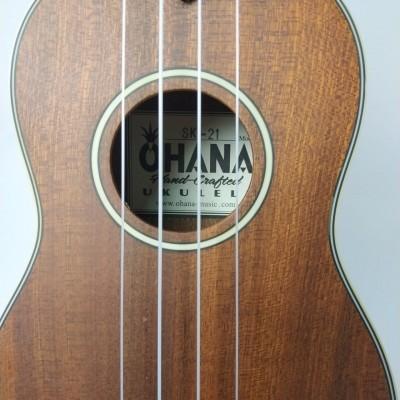 Ukulele Ohana Sopranino SK-21 (frete gratis)