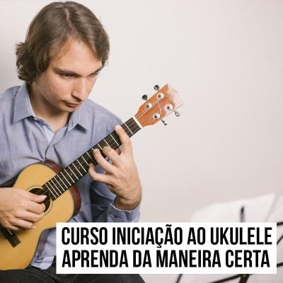 Curso de Iniciação ao Ukulele prof. Vinicius Vivas